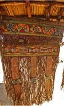 Igaraygara decorative leather panels