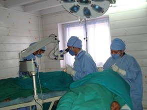 Patients undergoing surgery