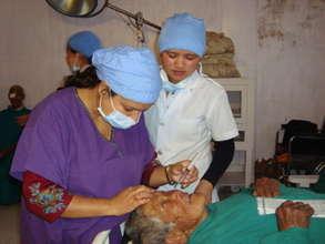 Pre-operative patient