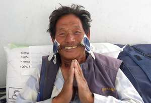 Elated patient