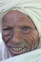 A happy patient in Ethiopia