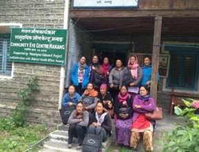 Community Health Worker Training in Manag