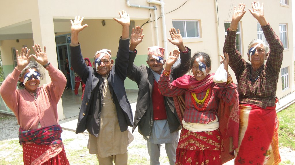 Himalayan Cataract Project: Cure Blindness