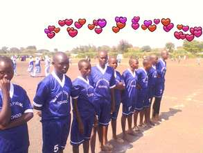 Kipsing Girls win competitions in Isiolo