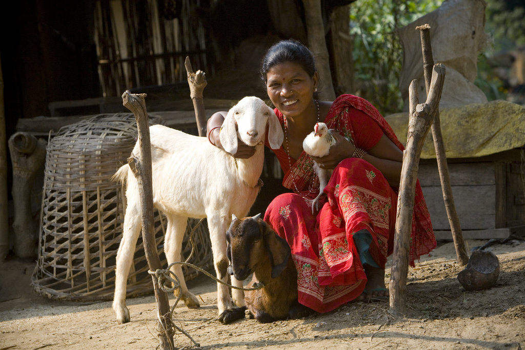 Bldg Communities for Holistic Development - Nepal