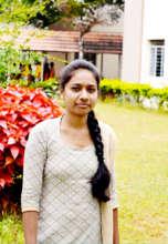 Kusuma, Christel House India-Bangalore graduate