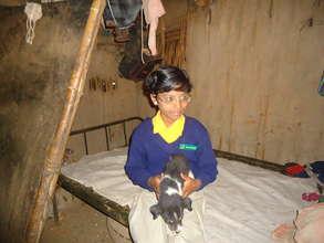 Madhuri   4th Grade   Christel House Lavasa