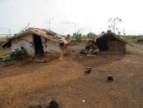 Christel House student homes in Naya Raipur