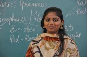 Sumaiya, 2011 Graduate, Christel House India-B