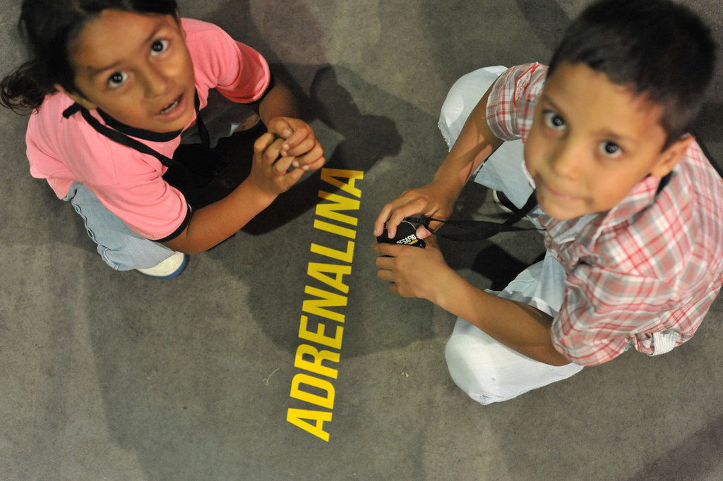 Help underprivileged children code their future