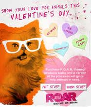 R.O.A.R. Valentine's Day e-blast