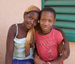 Will you help these girls get vaccinated?