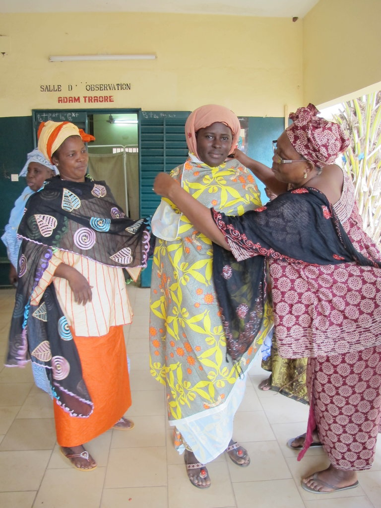 HPV and Cervical Cancer Prevention for West Africa