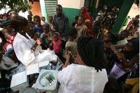 Our Hope Center Clinic in Sikoro