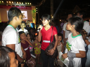 Engaging Cambodian youth in wildlfie conservation