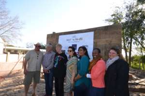 With Philippi Children's Centre Committee
