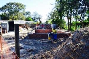 Swim School Construction