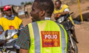 Health workers in Nigeria