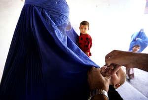 Pakistan polio immunization activities