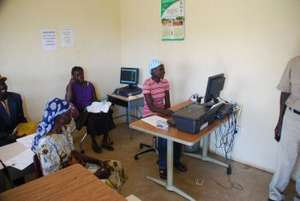 A Computer class in sesson