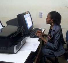Lilian, the Center Coordinator