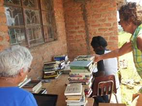 Volunteer to Return to Rabondo