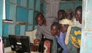 Break the Digital Divide in Rural Western Kenya
