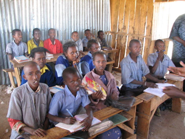 Build School for 80 Students in Arid Kachuru Kenya