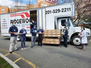 Ridgewood Moving Provides To Hometown Heroes