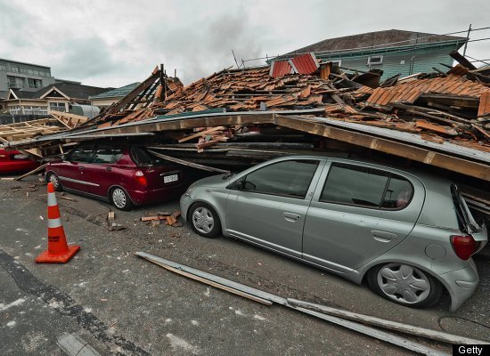 New Zealand Christchurch Earthquake Appeal