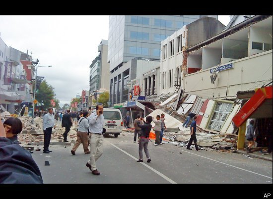 New Zealand Christchurch Earthquake Appeal