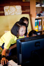 Computer Lab for 100 At-risk Children in Thailand