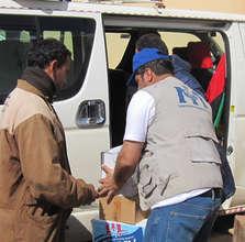 Provide Emergency Medical Care for Libyan Refugees