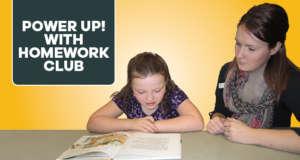 Fredericton Club Power Up! Homework Club