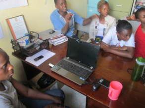 peer educators workshop