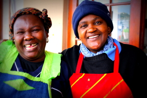 Fikelela Carers, All Smiles