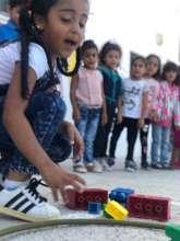 Al Aqaba's kindergarten: a safe place to grow