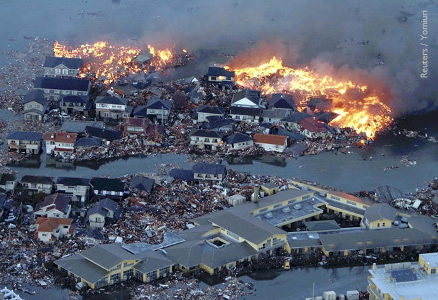 Building Resilience in Japan