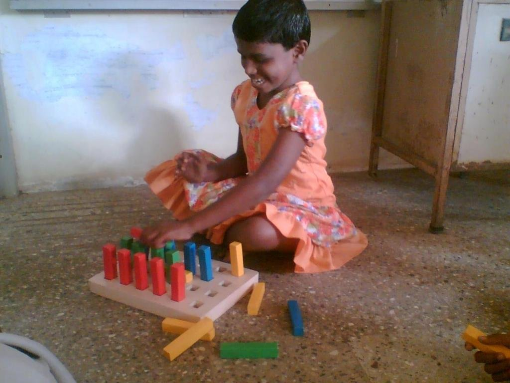 Move Abandoned Children into Adoption in India