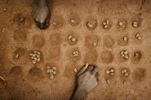 After fleeing Joseph Kony's LRA, boy plays game