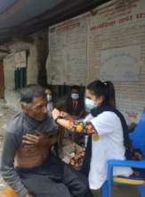 Support to COVID-19 vaccination