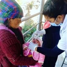 An immunization event