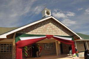 New Benina building