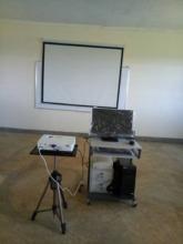 Teacher's Presentation desk