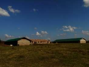Core buildings of the school