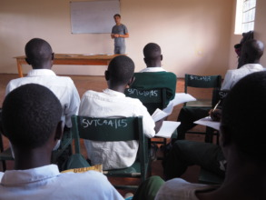 Victor, French volunteer coaching science