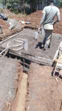 Biodigester under Construction