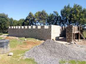 KOSHIN Ablution Block construction Progress
