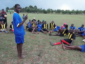 Soccer energy promotes skills training