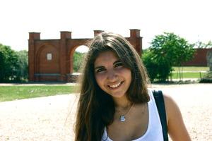 Paloma, International student in Paris